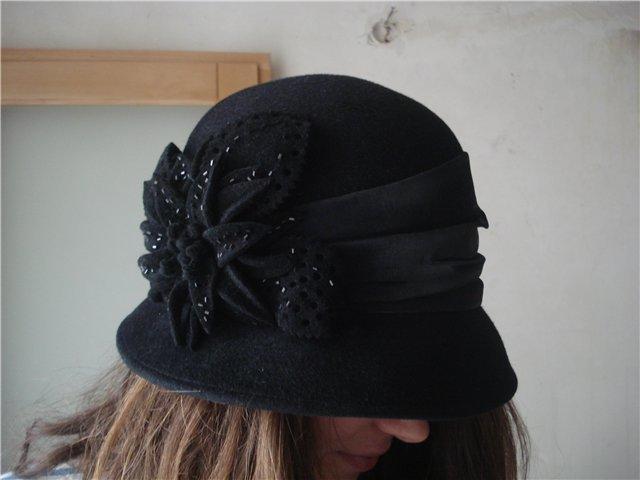 Как сшить зимнюю шляпку