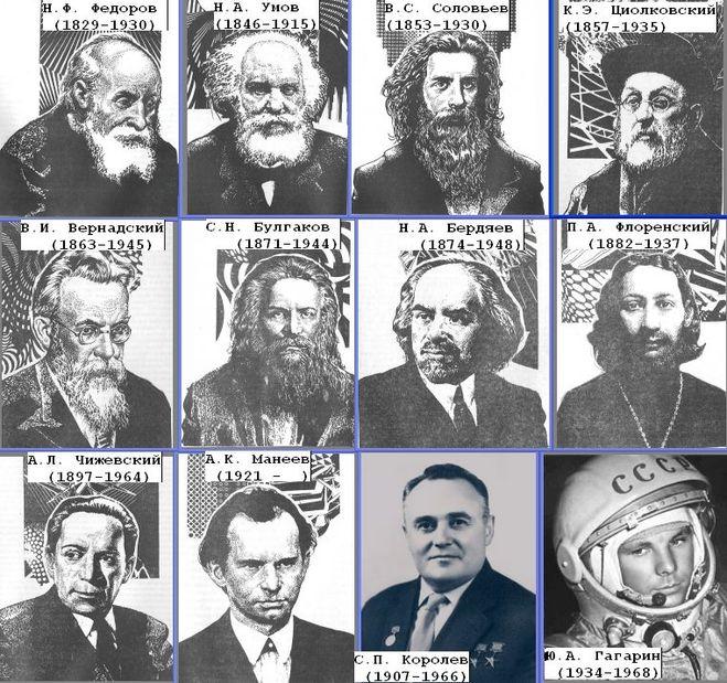 Философская Космология Циолковского Шпаргалка