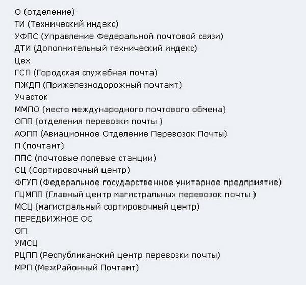 Москва-дти заказное письмо что это - 8cf