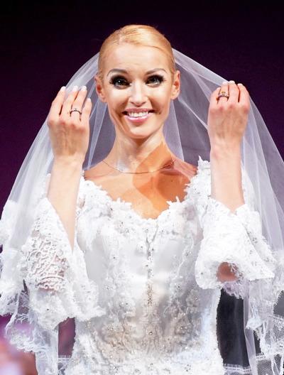 С кем сейчас Волочкова после Баскова? Выйдет ли она за него замуж?