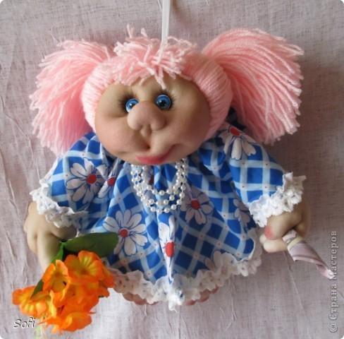 Капроновые куклы попики своими руками фото 741