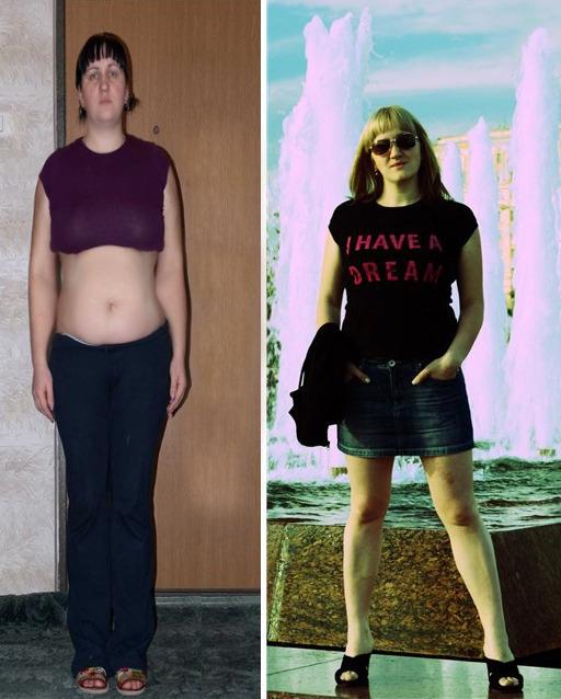 как похудеть за два дня