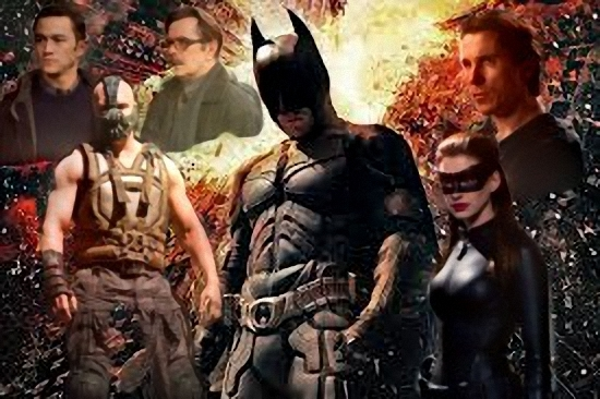 Темный рыцарь (The Dark Knight) 2 8 смотреть онлайн