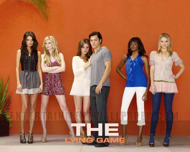 Смотреть сериал игра в ложь 3 сезон