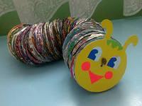 Подборка поделок из фантиков от конфет