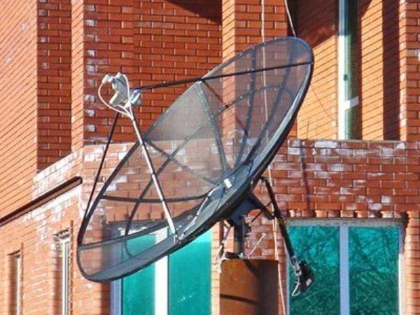 Своими руками спутниковые антенны