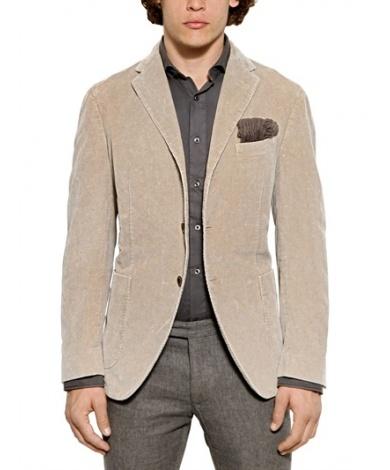 С чем одевать пиджак с коротким рукавом