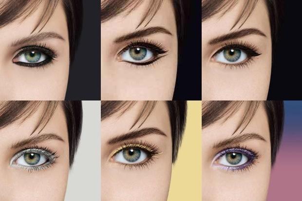 Как сделать глаза большими с помощью подводки