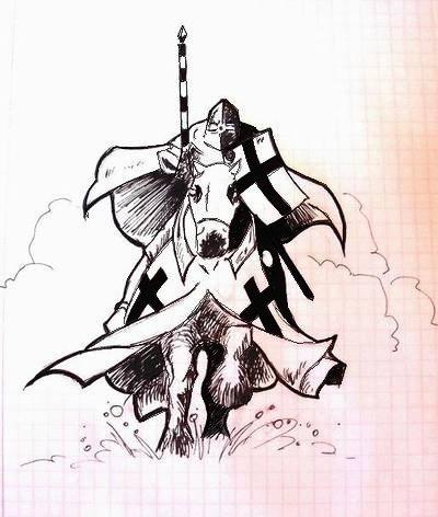 Рисунки рыцарей карандашом ...: pictures11.ru/risunki-rycarej-karandashom.html
