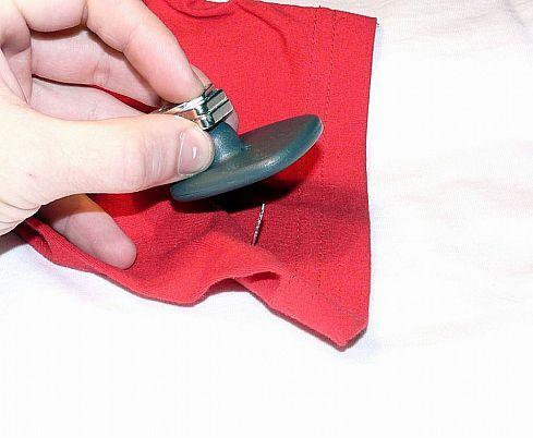 Принцип работы магнитов на одежду