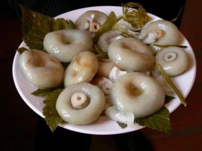 Съедобные грибы Дальнего востока России