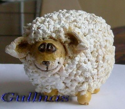 Как своими руками сделать овечку