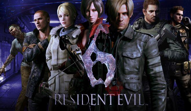 скачать бесплатно игру на компьютер Resident Evil 6 через торрент - фото 11