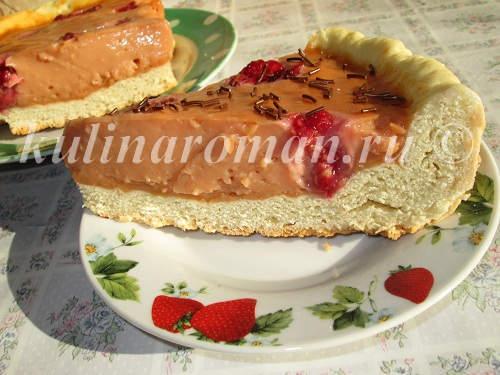 Карамельный торт в мультиварке рецепты