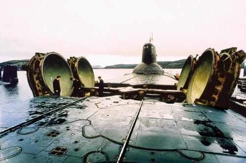лодка тайфун