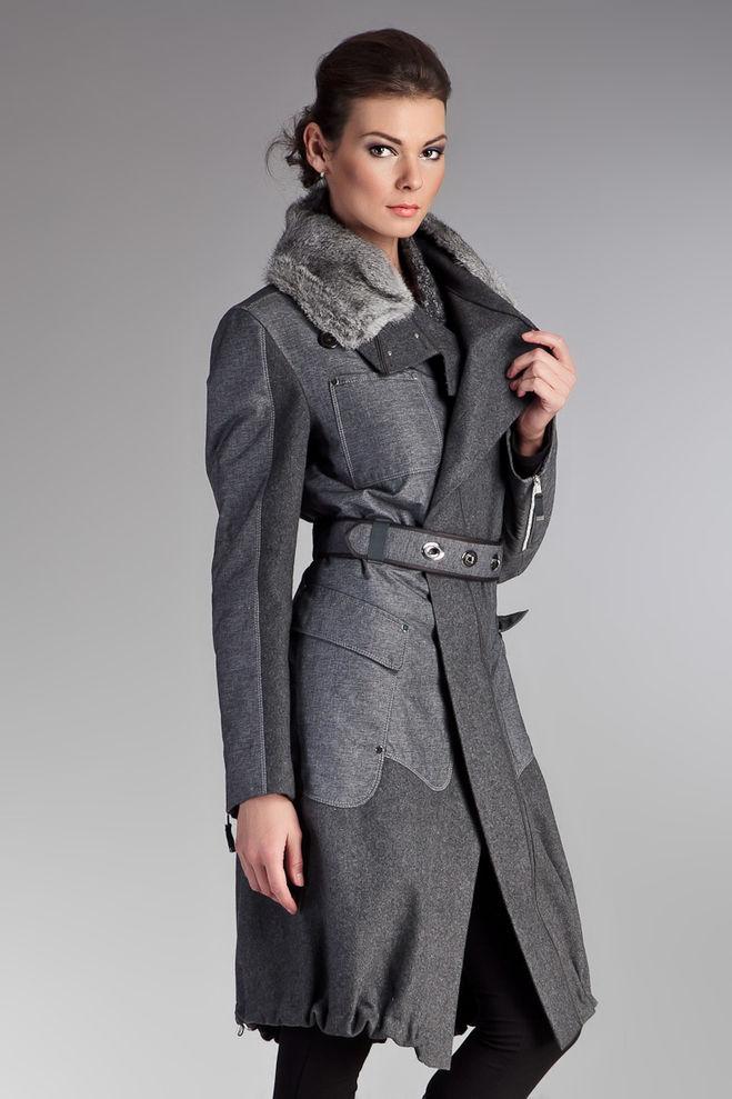 Пальто Зимнее Женское 2013