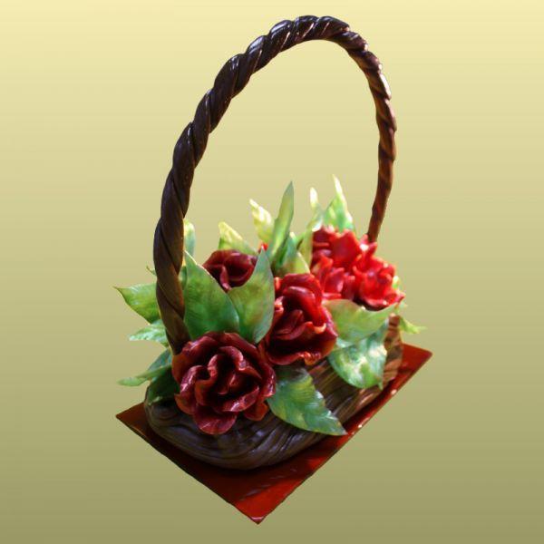 Как сделать цветы из карамели фото 486