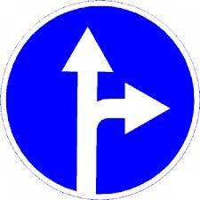 разворот перед знаком поворот налево запрещен