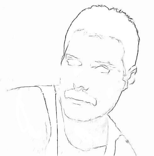 Как сделать портрет самого себя