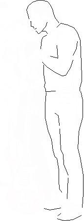 текст при <u>как нарисовать одежду на человеке карандашом</u> наведении