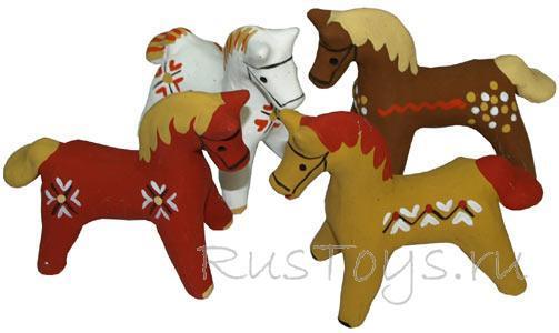 Как сделать фигурку лошади