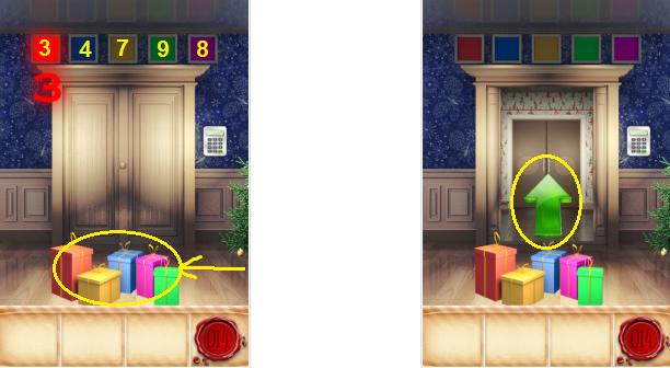 Как пройти 7 уровень 100 дверей дом