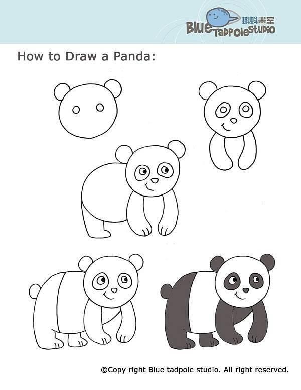Эти две схемы рисования