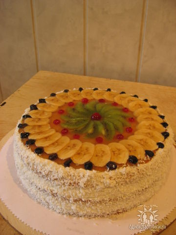 Как украсить торт желе в домашних условиях