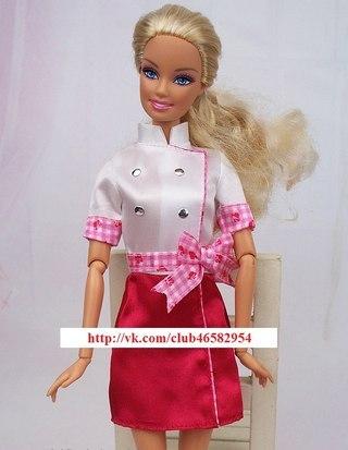 барби врач кукла купить