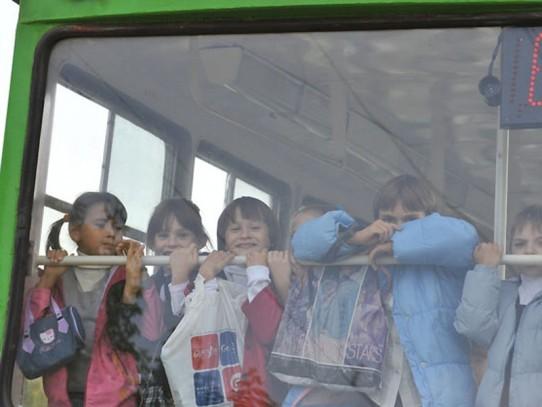 Ребенку до какого возраста разрешен проезд бесплатно в обществ