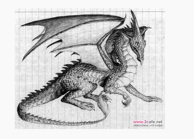 мультяшные рисунки карандашом: