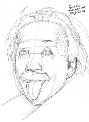 Как нарисовать брови карандашом поэтапно Учитесь рисовать.
