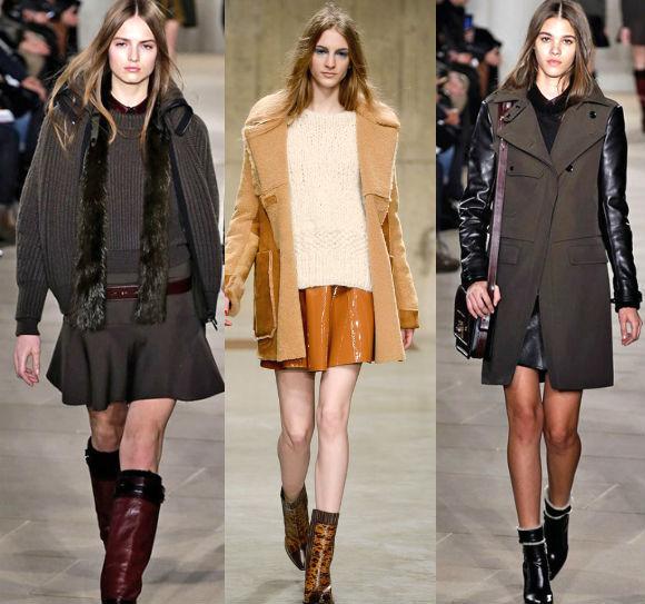 Что модно на эту осень для девушек