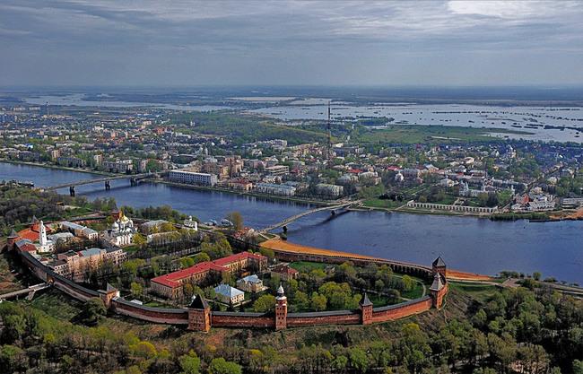 программа праздования дня города великого новгорода:
