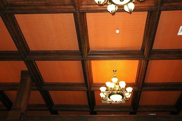 Кессонные потолки - как это. Как сделать кессонный потолок своими руками?