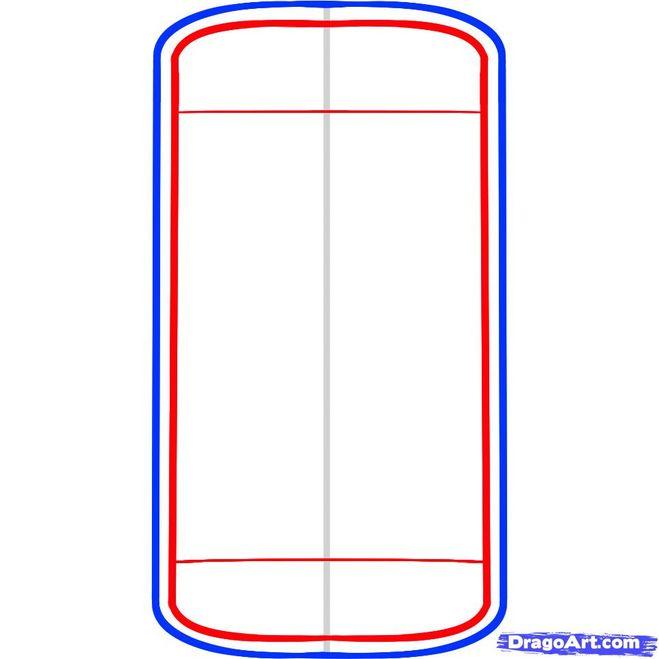 Как сделать рисунок на телефоне