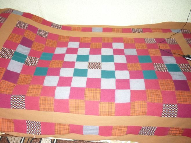 Что можно сделать из старых шерстяных одеял