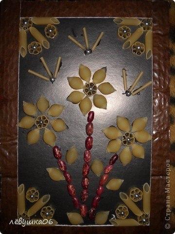 Поделки из макарон своими руками для детского сада