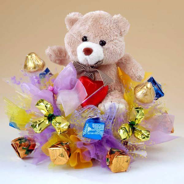 Подарок для девушки из игрушек 41