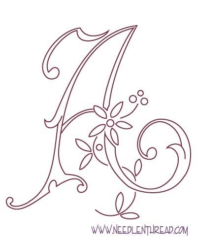 Как красиво нарисовать букву в карандашом поэтапно 41