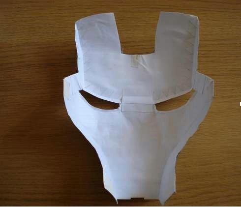 Затем нужно полученную маску