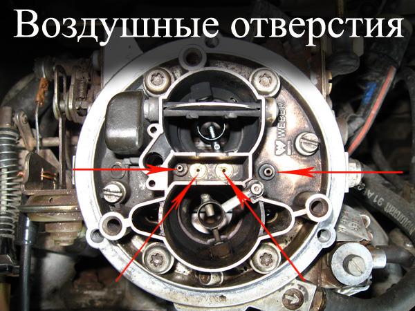 Шаговый двигатель на карбюратор
