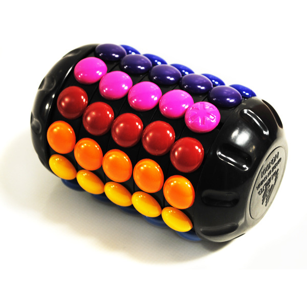 Как собрать цилиндр рубика схема сборки