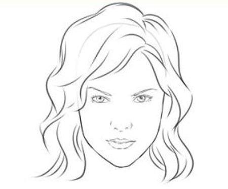 как нарисовать человека девушку: