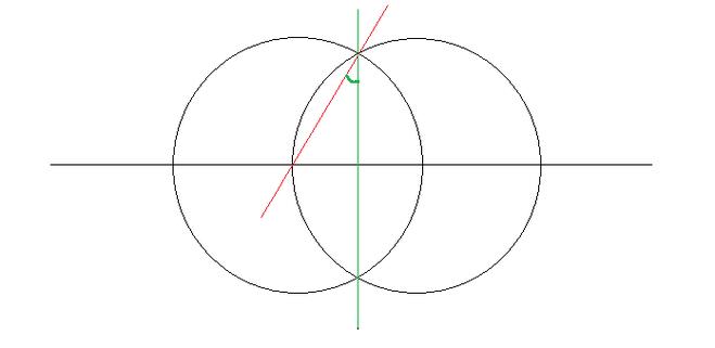 Как с помощью циркуля и линейки построить угол 12 градусов