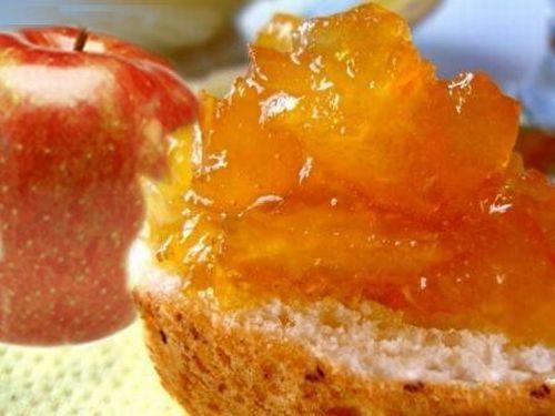 Яблочный варенье на зиму