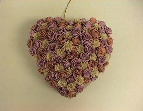 Сердце из шоколад своими руками фото 893