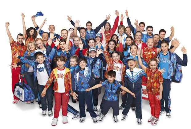 Где Можно Купить Олимпийскую Одежду