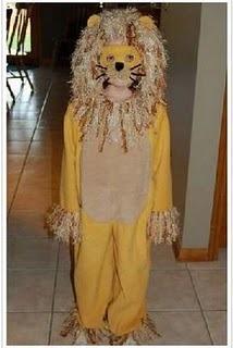Лев костюм своими руками