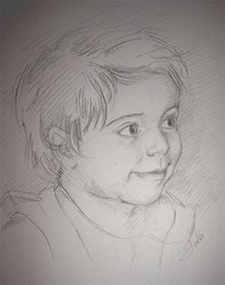 Как рисовать портрет?